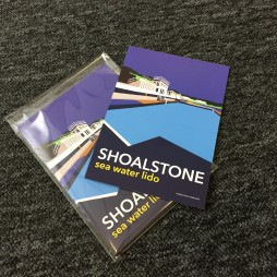 Shoalstone Pool Postcards